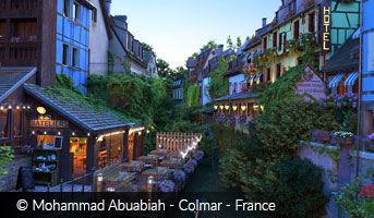 Colmar France by Mohammad Abuadiah